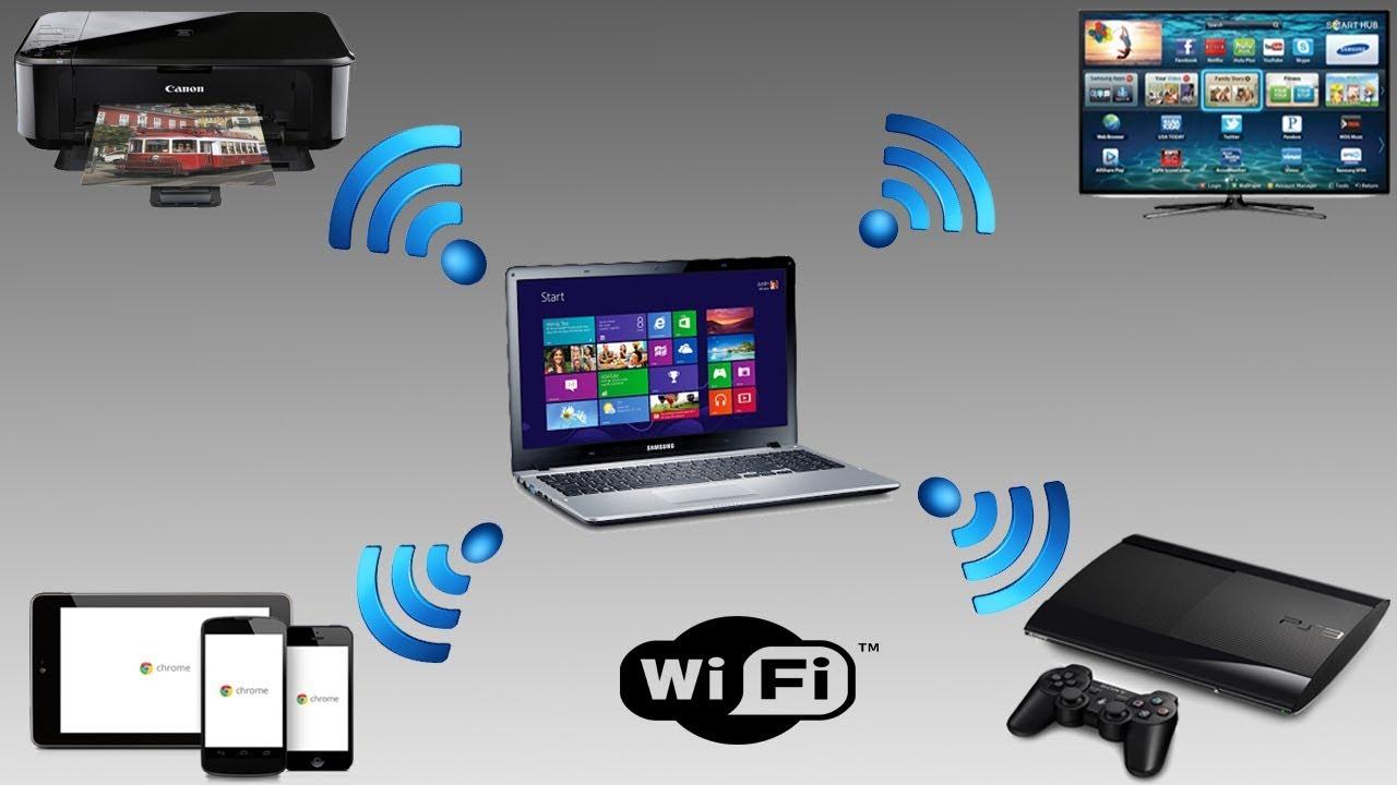 Condividere L'accesso Wi-Fi è pericoloso