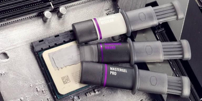 Figli drogati? No, appassionati di PC. Cooler master cambia il design delle tubetti di pasta termica