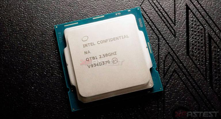 Spuntano in rete le prime immagini dell'Intel Core i9-10900