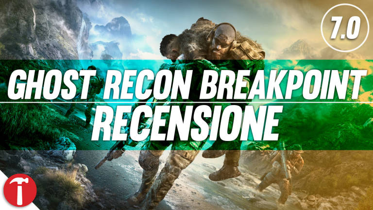 Ghost Recon Breakpoint: trailer per l'evento a tema Splinter Cell