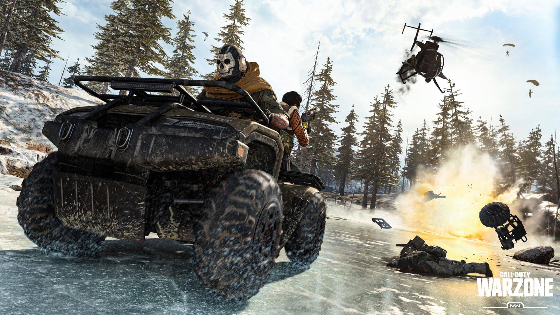 Call of Duty Warzone: la skin Wendigo concede un vantaggio sleale