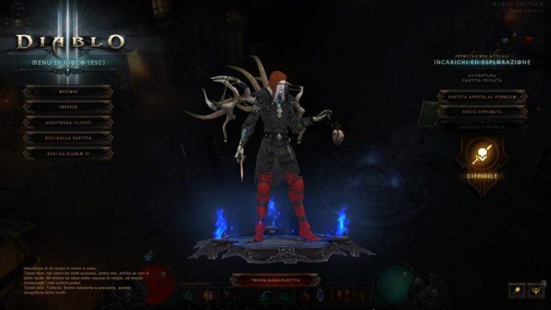 Diablo 2, il titolo compie 20 anni e festeggia con tante novità